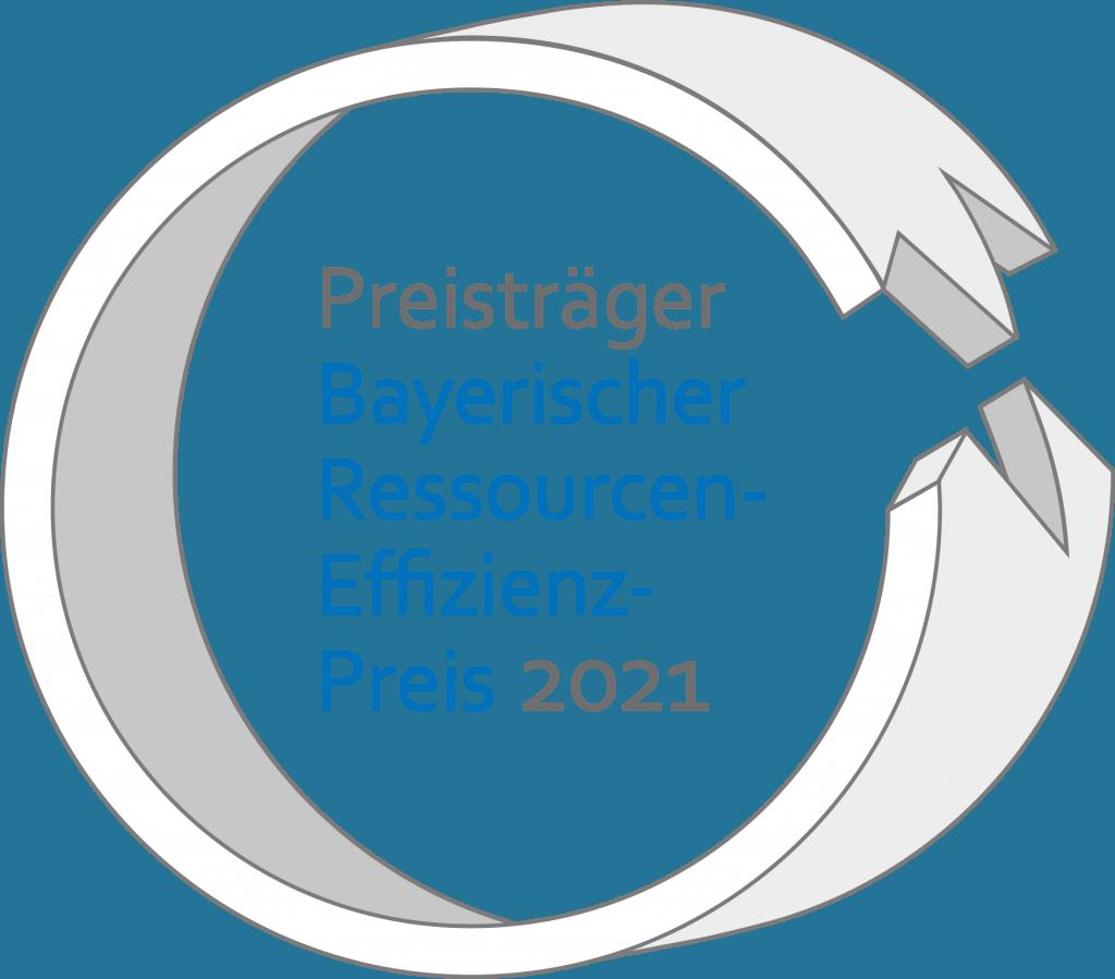 Contech Preisträger Bayerischer Ressourceneffizienzpreis 2021