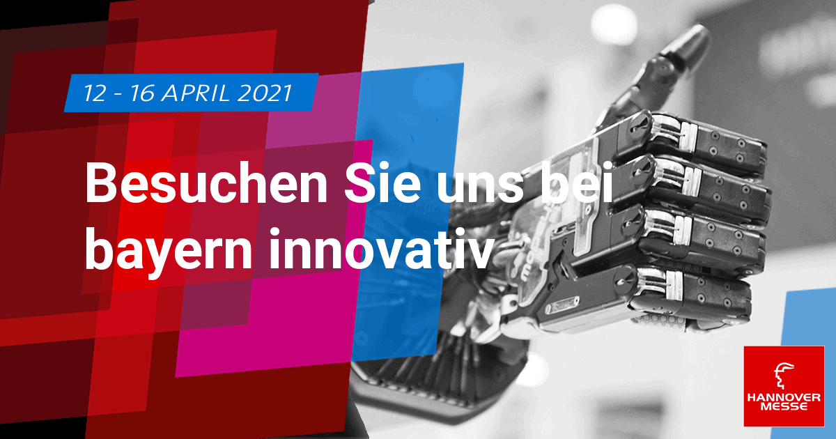 Contech auf der Hannover Messe 2021 – Industrial Transformation made by Analyser®