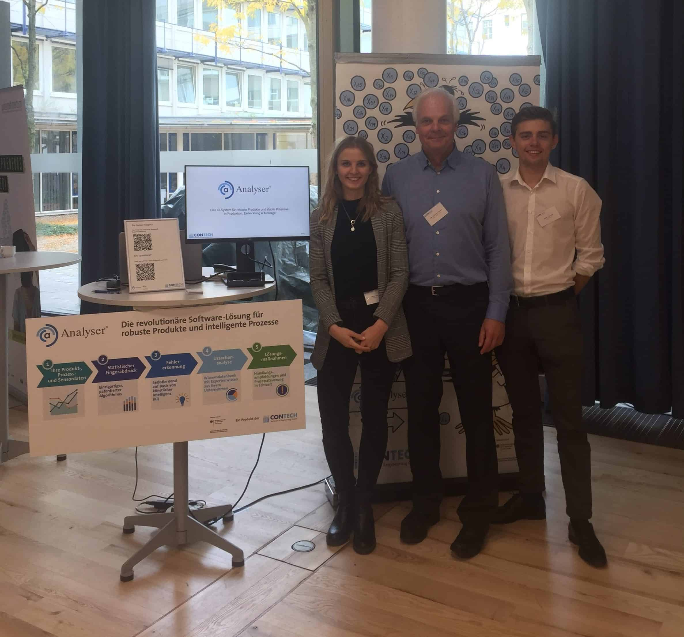 IHK Internet der Dinge Veranstaltung Startup meets Corporates_2019_Contech Software & Engineering GmbH