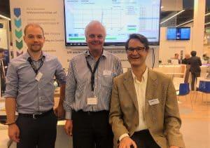 Der Contech Analyser präsentiert sich ab heute auf der Test & Sensor 2018 in Nürnberg.