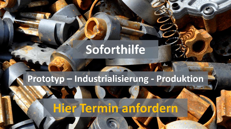 Soforthilfe_Prototyp_Industrialisierung_Produktion