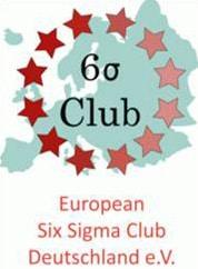 """Six Sigma Fachkonferenz """"Aus der Praxis… für die Praxis"""" 8. März bis 9. März 2018 in Bad Kissingen European Six Sigma Club Deutschland e.V."""
